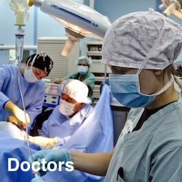 Doctors' careers