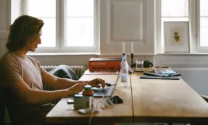 Working from home as a leader